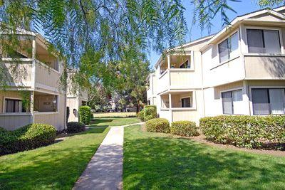 You will love the walkways here at Lake Ridge Apartments