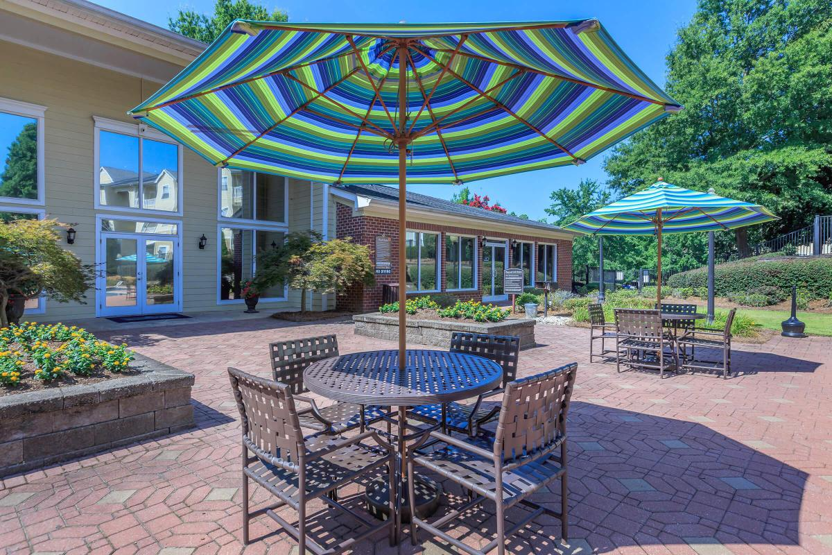RELAX AND ENJOY THE OUTDOORS AT WATERFORD HILLS APARTMENTS