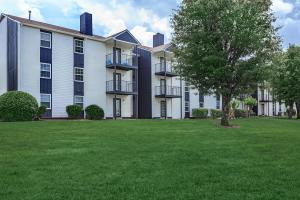 Enjoy the landscaping here at Graymere in Columbia, Tennessee
