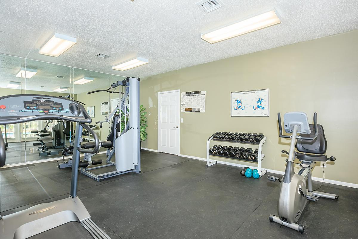 Fitness Center At Graymere