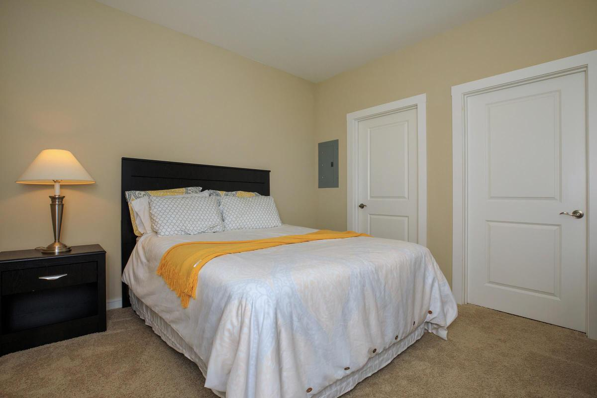 ELEGANT BEDROOMS AT 1400 MAIN IN CANONSBURG, PA
