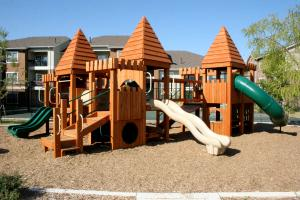 HEART OF REDWOOD PLAYSCAPE