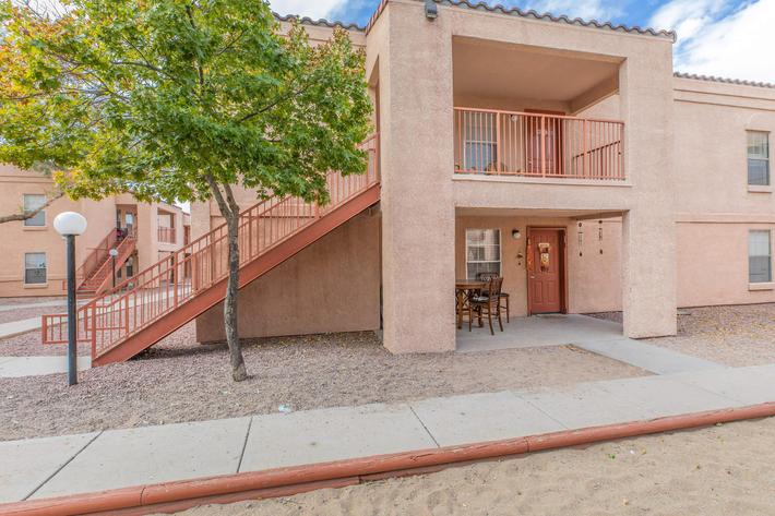 One two - three bedroom apartment homes for rent at La Posada