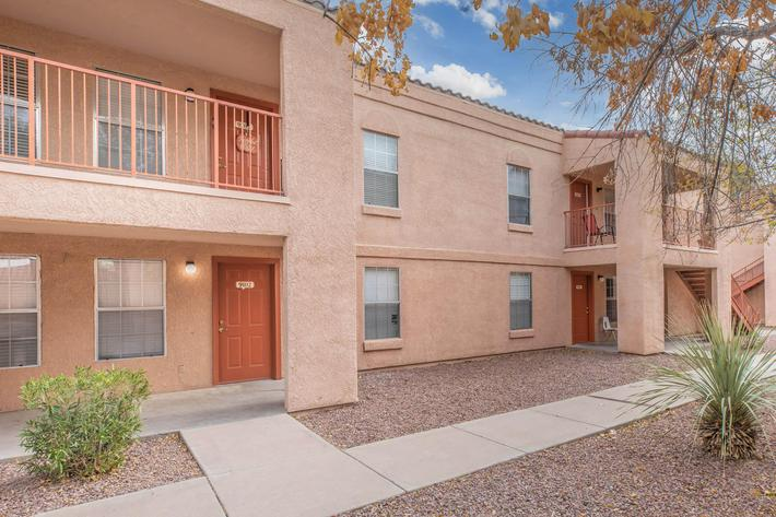 Right around the corner is your new three bedroom apartment