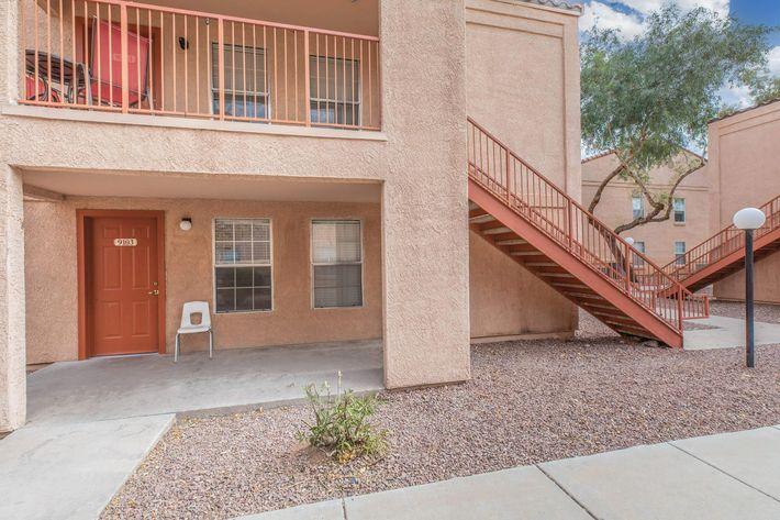 Your apartment for rent at La Posada awaits
