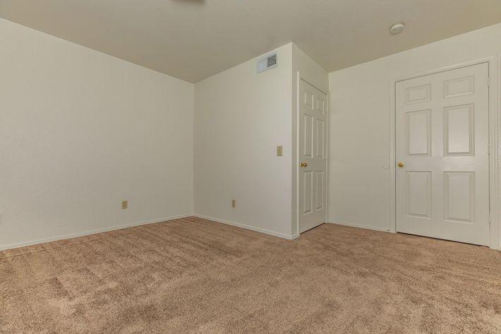 La Posada apartments have three spacious floor plans