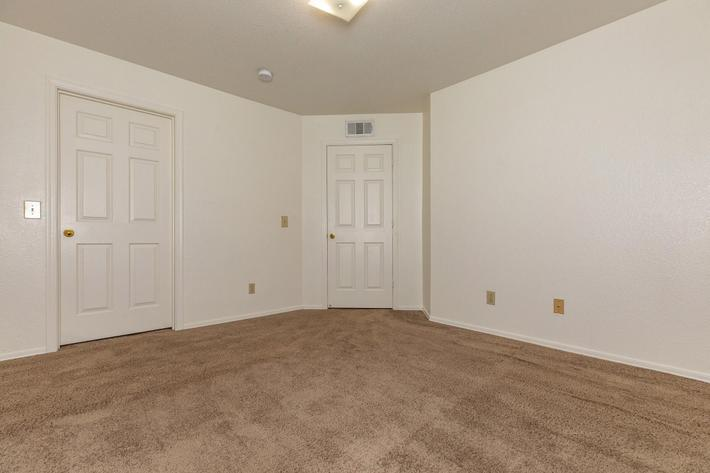 Live better at La Posada with plush carpeting in apartments for rent