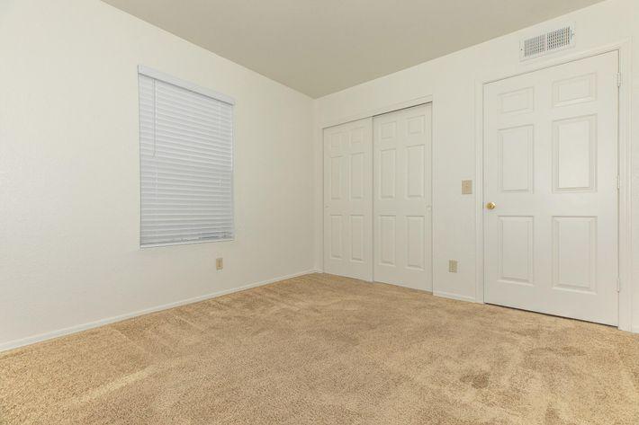 Three spacious floor plans