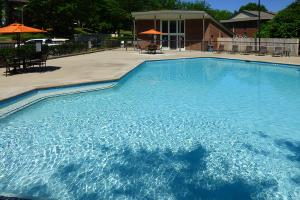 Saltwater Pool to Enjoy at The Knolls