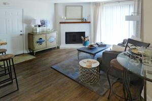 Chelsea One Bedroom Floor Plan at The Knolls in Nashville Tennessee