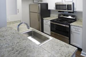 Well-equipped Kitchen in the Franklin Floor Plan