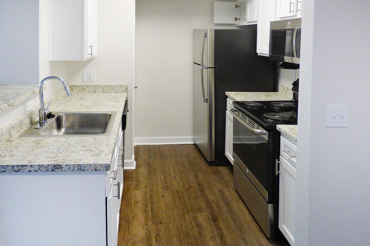 Two Bed Franklin Floor Plan at The Knolls