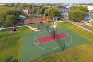 PLAYGROUND & BASKETBALL COURTS