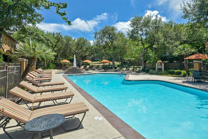 The Reserve at Canyon Creek Apartments in San Antonio, TX - Swimming Pool 02.jpg