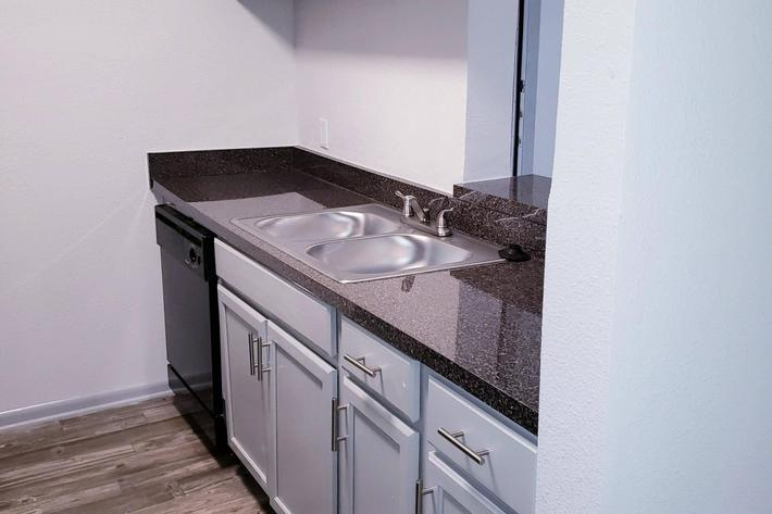 Upgraded Kitchen Counters