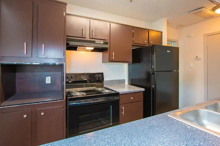 Upgraded Kitchens with Energy-efficient Appliances