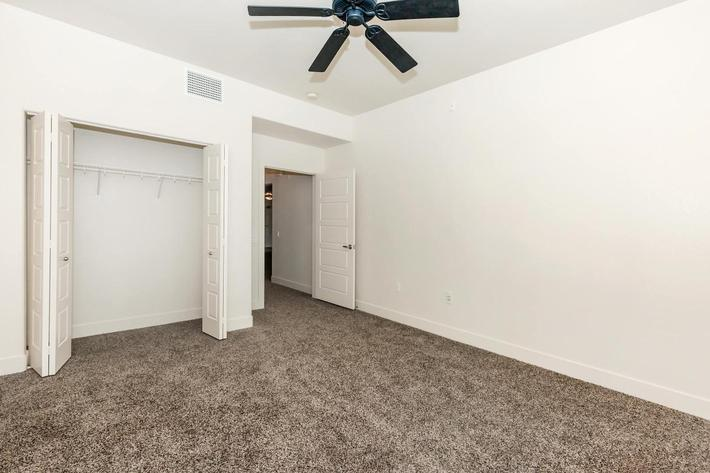 CEILING FANS AND CARPETED FLOORS AT ECHELON AT CENTENNIAL HILLS IN LAS VEGAS