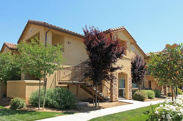 Villas Siena Apartments is a small gated community