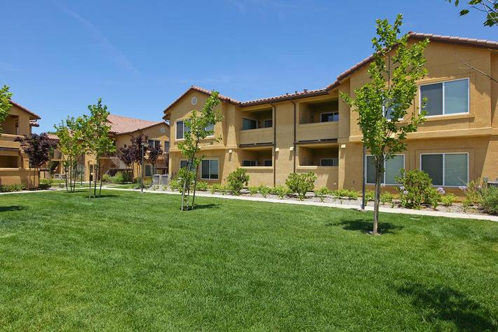 Villa Siena Apartments is a gated community