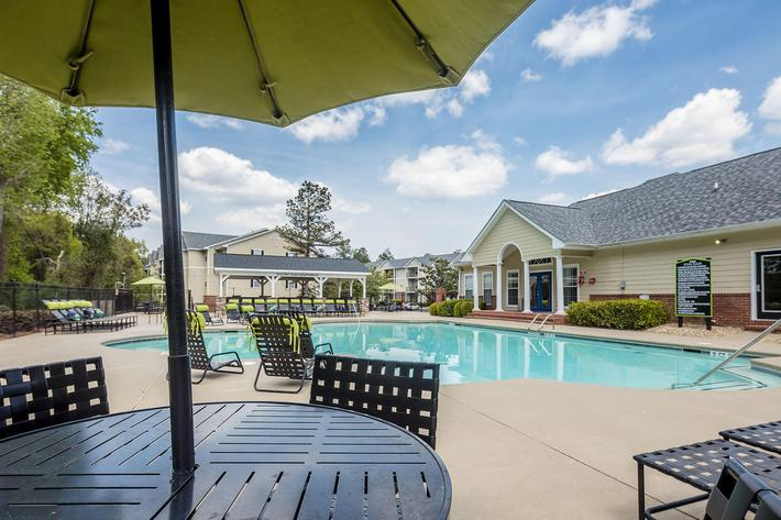 Walden Glen Apartments in Evans, GA - Pool Area 01.jpg