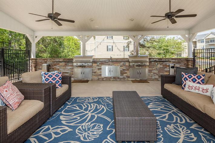 Walden Glen Apartments in Evans, GA - Pool Area 03.jpg