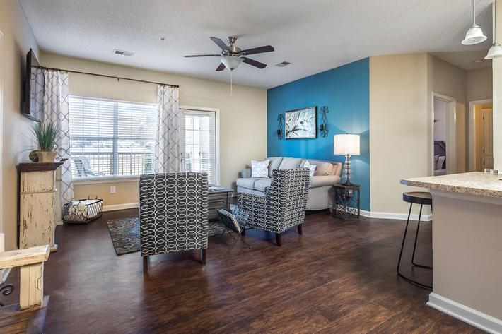 Walden Glen Apartments in Evans, GA - Interior 01.jpg