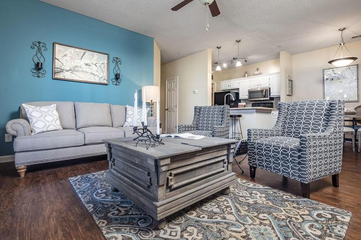 Walden Glen Apartments in Evans, GA - Interior 02.jpg
