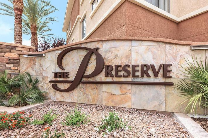 The Preserve Apartments in North Las Vegas, Nevada