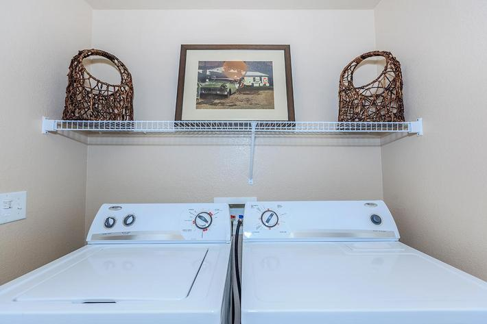 Washer and Dryer in Homes