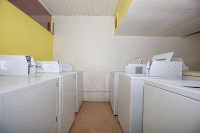 LAUNDRY FACILITIES AT THE PALMS APARTMENTS IN LAS VEGAS
