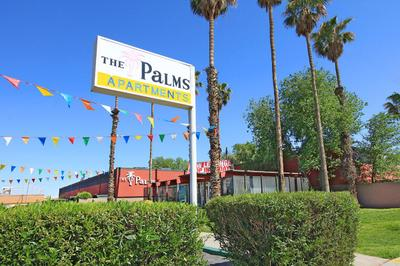 Welcome to The Palms Apartments