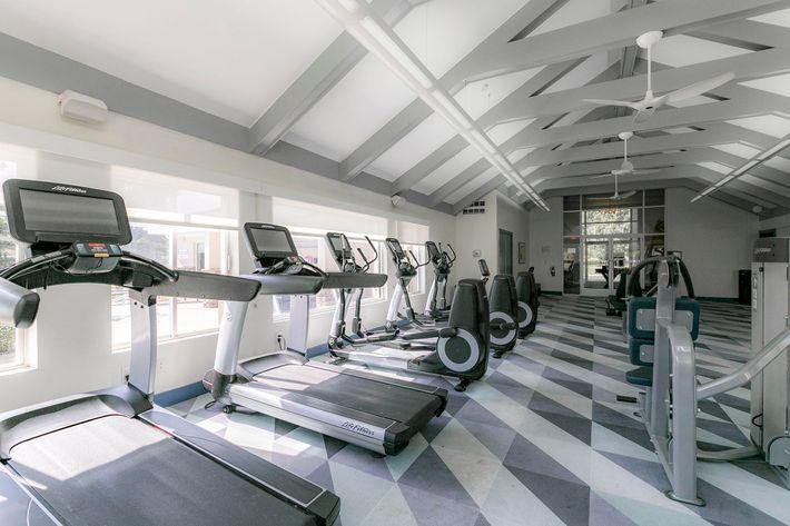 Runaway Bay Gym treadmills.jpg