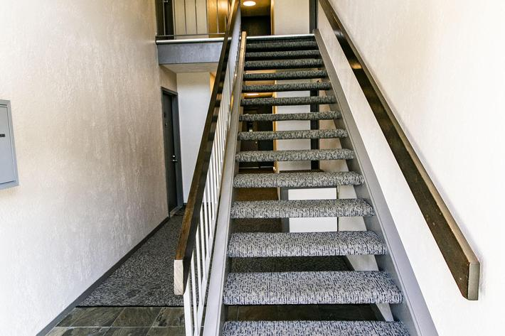 Runaway Bay Interior Stairwell.jpg