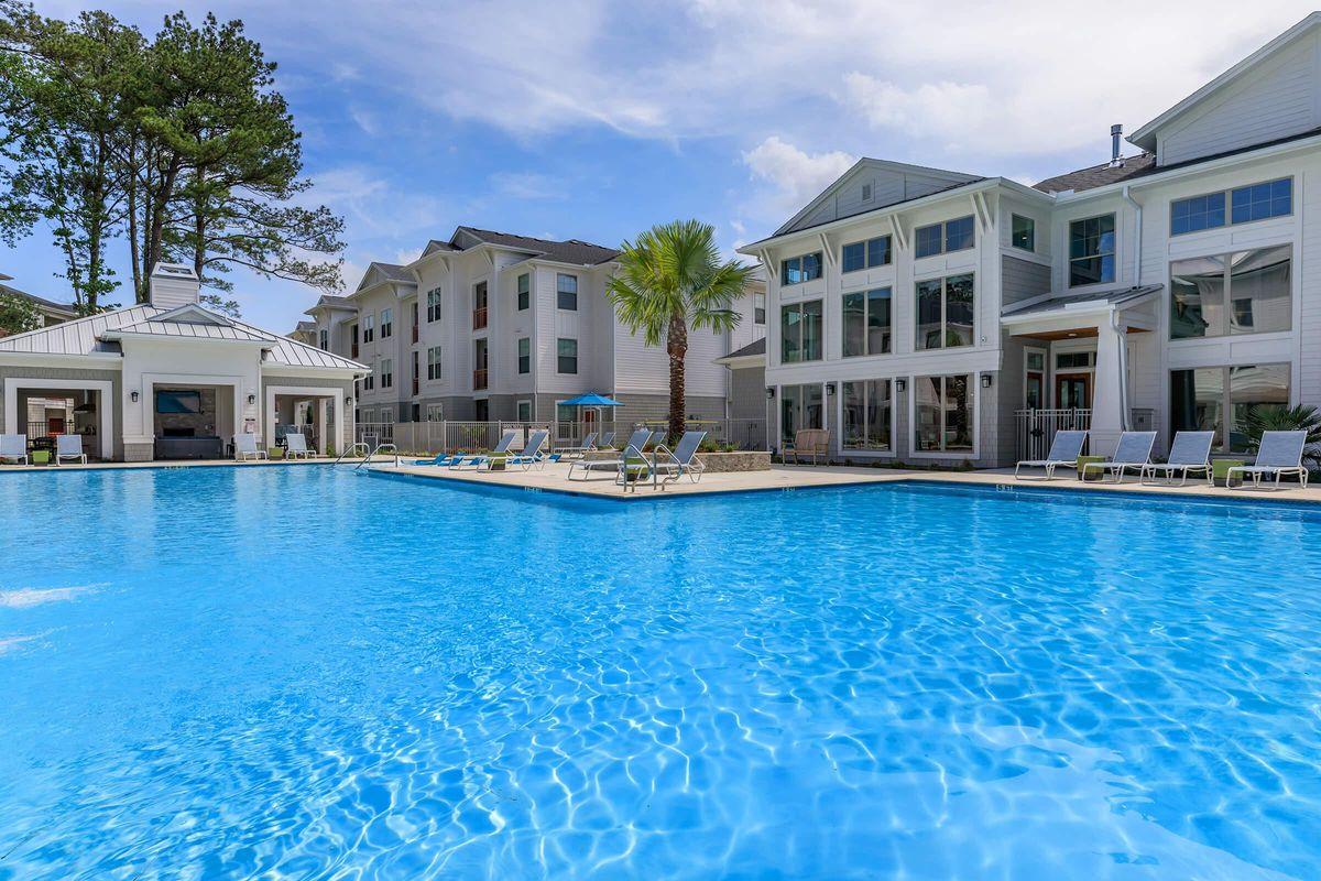Take a nice dip in our fabulous swimming pool at Ariza Gosling