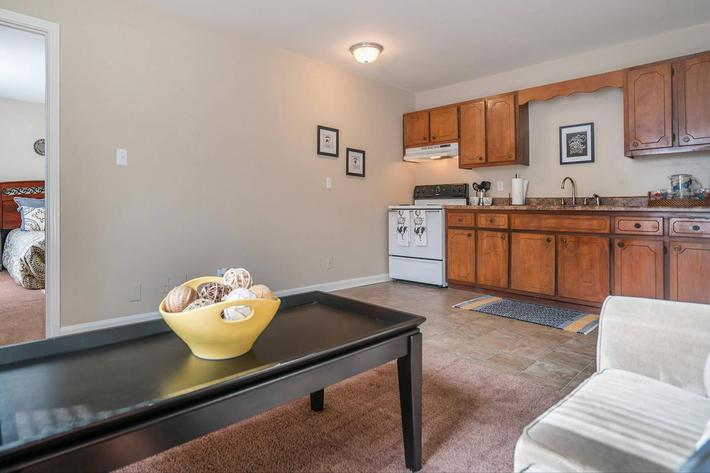 Your Kitchen at Eagles Crest at Wallace