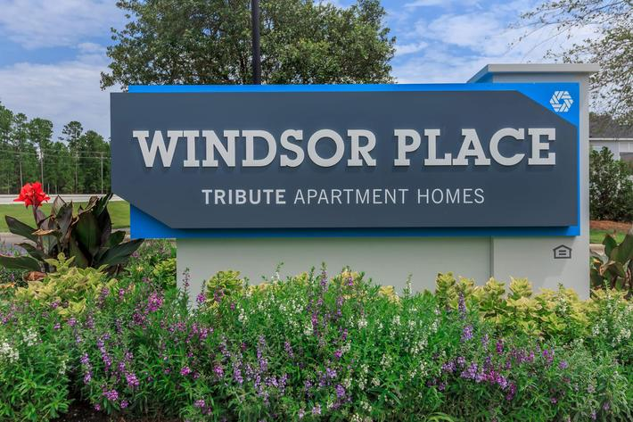 Welcome home to Windsor Place in Jacksonville, North Carolina.