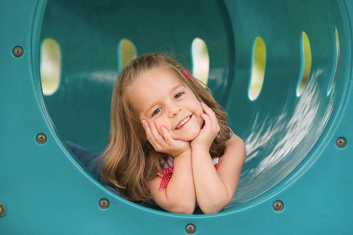 Girl on the Slide.jpg
