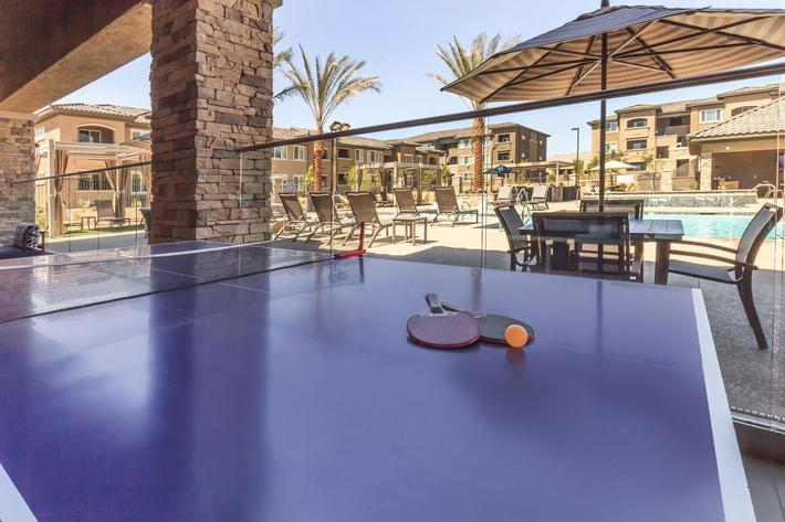 SERVE UP SOME FUN AT LEVEL 25 AT OQUENDO IN LAS VEGAS