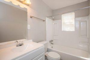 Contemporary bathrooms in Nashville, TN