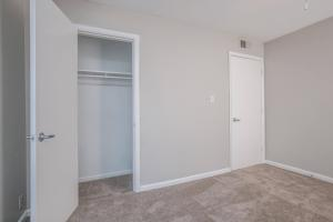 Plenty of closet space at Riverchase Apartments