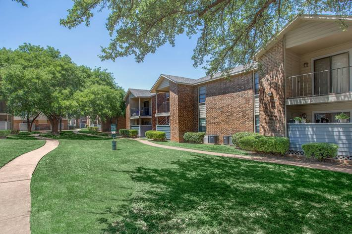 WELCOME TO COPPER CREEK APARTMENTS IN ABILENE, TEXAS