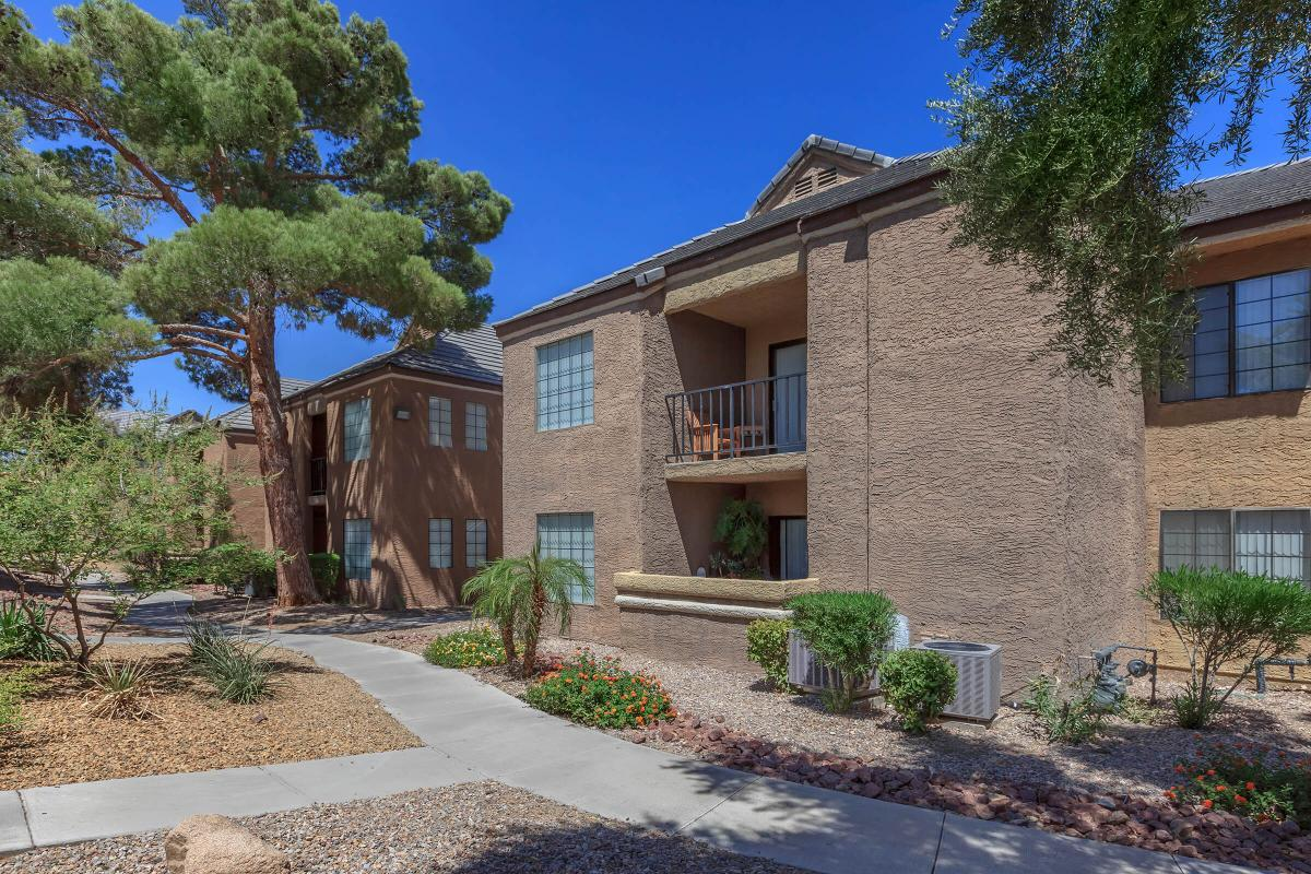 YOU WILL LIKE LIVING AT CANYON CREEK VILLAS IN LAS VEGAS, NEVADA