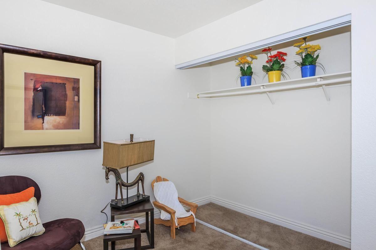 COZY BEDROOM AT CANYON CREEK VILLAS IN LAS VEGAS, NEVADA