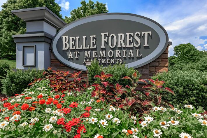 Welcome home to Belle Forest at Memorial in Clarksville, TN