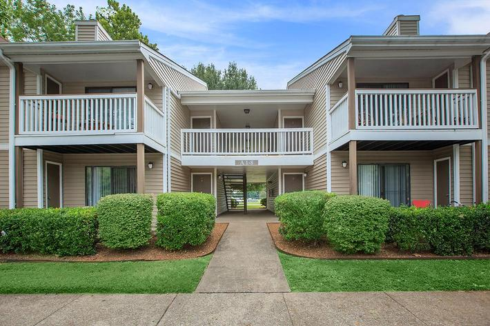 Large Balconies and Patios at Sussex Downs in Franklin