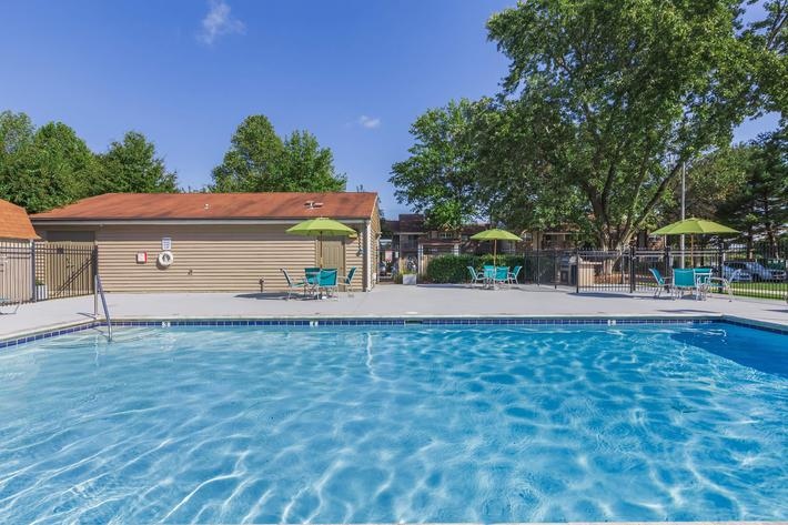 Swim Some Laps With Us at Sussex Downs in Franklin, Tennessee