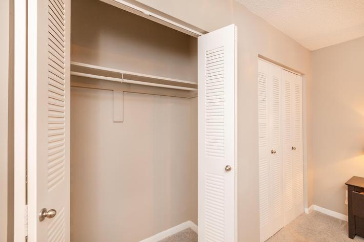 Ample Closet Space at The Huntington at Sussex Downs in Franklin, TN