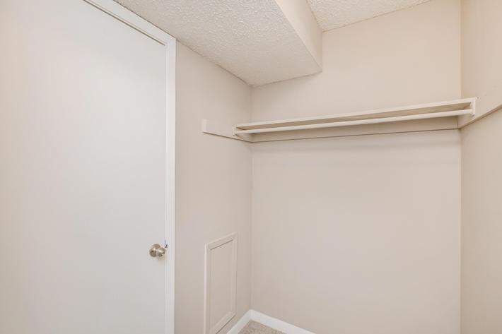 Ample Storage Space at Woodbridge Farmhouse at Sussex Downs in Franklin, TN