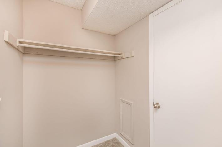 Large Closet Space Here at Woodbridge Maple at Sussex Downs in Franklin, Tennessee