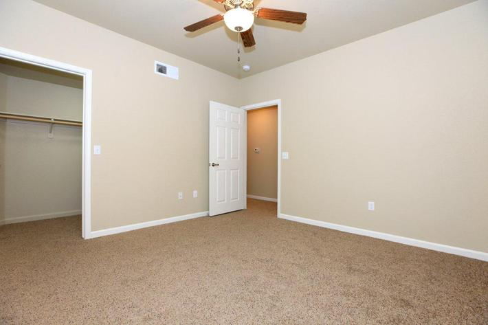 You will love the large bedrooms at Greystone Apartments